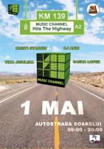 Music Channel Hits The Highway pe Autostrada Soarelui