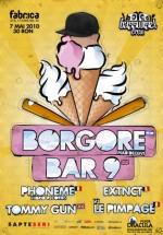 Borgore & Bar 9 în Club Fabrica din Bucureşti
