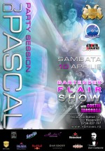 DJ Pascal în Club Vansses din Constanţa