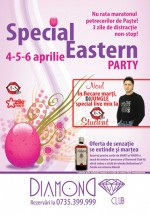 Special Eastern Party în Club Diamond din Piteşti
