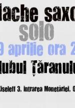 Concert Iordache la Clubul Ţăranului din Bucureşti