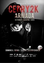 Concert Cerdry2k în The Silver Church din Bucureşti