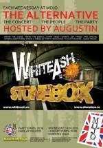 Stonebox & White Ash în Club Mojo-Brit Room din Bucureşti