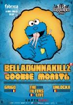 Belladonnakillz & Cookie Monsta în Club Fabrica din Bucureşti