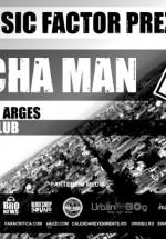 Concert Pacha Man în Club Charon din Curtea de Argeş