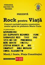 Concert Caritabil în Piaţa Constituţiei din Bucureşti