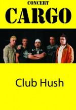 Concert Cargo în Club Hush din Piteşti