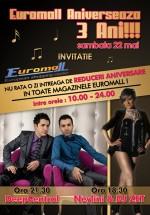 Concert Deepcentral & Neylini la Euromall din Piteşti