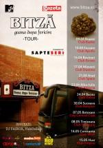 Concert Bitza în Club Wish din Constanţa