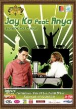 Concert Jay Ko & Anya în Club Bamboo din Cluj-Napoca
