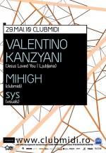 Valentino Kanzyani la Club Midi din Cluj-Napoca