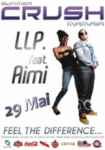 LLP feat. Aimi în Club Summer Crush din Mamaia