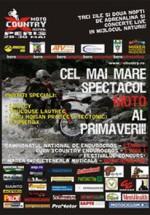 Moto XCountry Festival la Periş