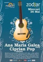 Concert Ana Maria Galea & Ciprian Pop în Club Zodiar din Galaţi