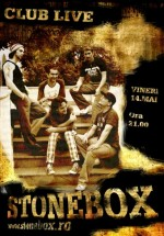 Concert Stonebox în Club Live din Câmpina