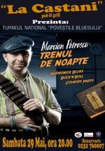 Concert Marcian Petrescu & Trenul De Noapte în Pub La Castani din Paşcani