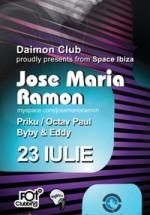 Jose Maria Ramon la Daimon Club din Bucureşti