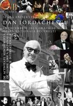 Concert Aniversar Dan Iordăchescu la Ateneul Român din Bucureşti