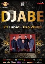 Concert Djabe la Hard Rock Cafe din Bucureşti