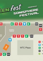 Reguli acces la Tuborg Green Fest presented by Sonisphere
