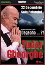 Concert Tudor Gheorghe la Sala Palatului din Bucureşti