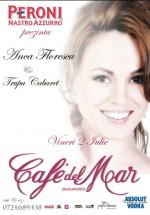 Concert Anca Florescu & Trupa Cabaret la Cafe Del Mar din Constanţa