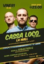 Lansare single Cassa Loco la Club Vision din Neptun