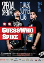 Concert Guess Who & Spike la Turabo Society Club din Bucureşti