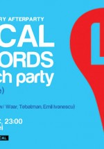 Local Records Launch Party la MNAC din Bucureşti