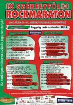 Szekelyfoldi Rockmaraton IX la Odorheiul Secuiesc
