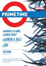 PrimeTime Lounge Night în Club Brain din Iaşi