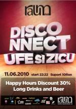 Ufe & Zicu la Club Raum din Cluj-Napoca