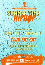 Summer Time HipHop la Fat Cat din Bucureşti