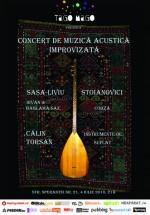 Concert Nu & Apa Neagră la Club Tago Mago din Bucureşti