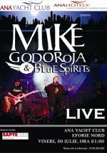 Concert Mike Godoroja & Blue Spirit la Ana Yacht Club din Eforie Nord