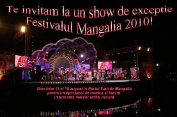 Festivalul Mangalia 2010