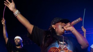 FAN REPORT: Missy Elliott în Club Bamboo