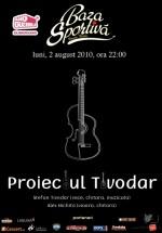 Concert Proiectul Tivodar la Baza Sportivă din Vama Veche