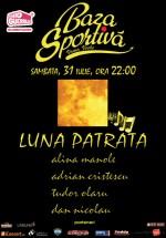 Concert Luna Patrată la Baza Sportivă din Vama Veche