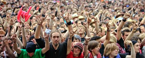 Concertele lunii iulie 2010