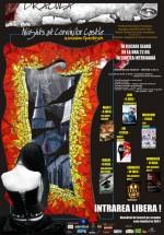 Dracula Nights la Castelul Corvinilor din Hunedoara
