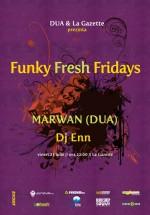 Funky Fresh Friday în La Gazette din Cluj-Napoca