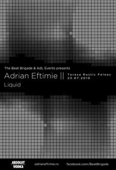 Adrian Eftimie la Terasa Rustic din Feleacu