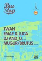 Bus Stop Party în Tete-a-Tete Coffee din Bucureşti