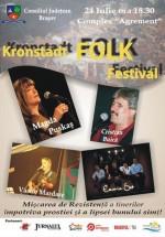 Kronstadt Folk Festival la Complexul Agrement din Braşov
