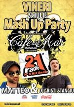 Mash Up Party la Cafe Del Mar din Mamaia