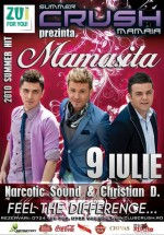 Concert Narcotic Sound la Club Summer Crush din Mamaia