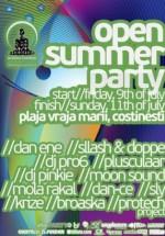 Open Summer Party la Buddha Summer Club din Costineşti
