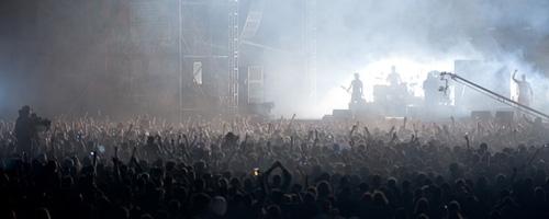 Concertele lunii august 2010