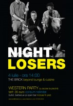 Concert Nightlosers la The Brick din Corbeanca